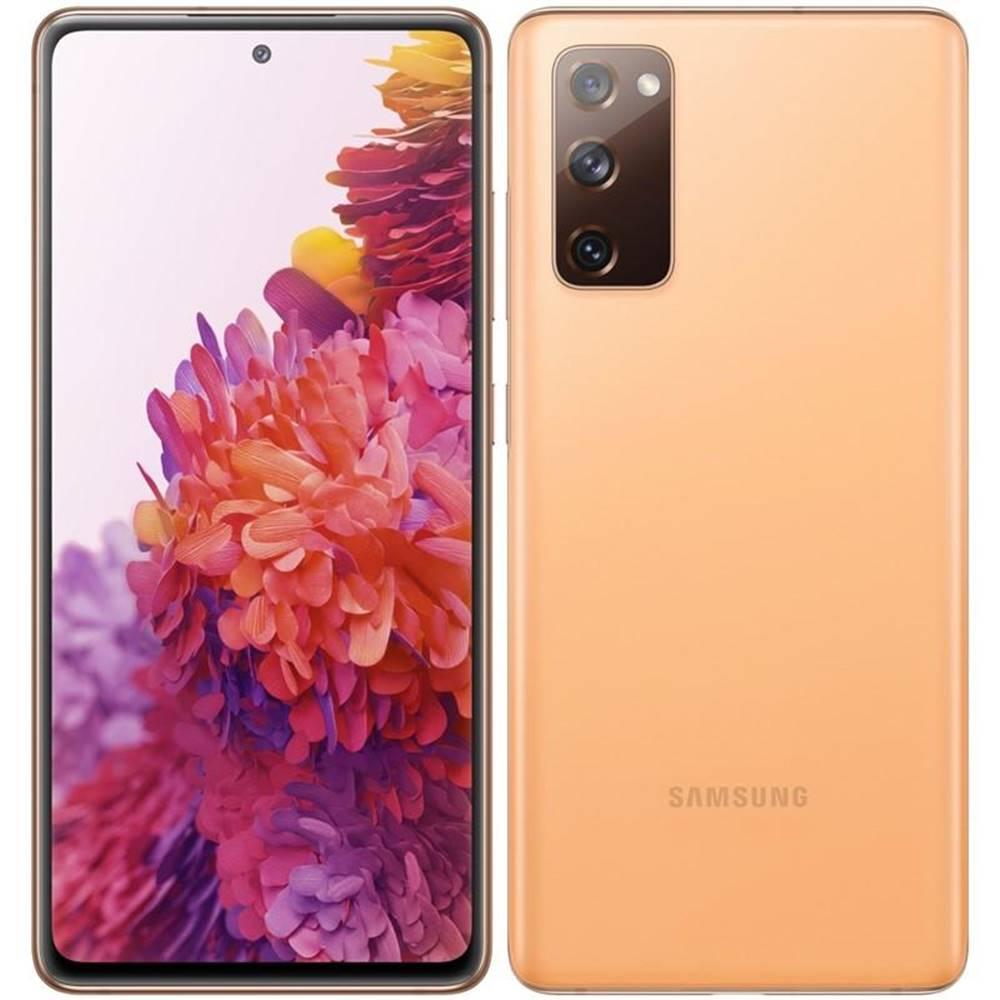 Samsung Mobilný telefón Samsung Galaxy S20 FE oranžový
