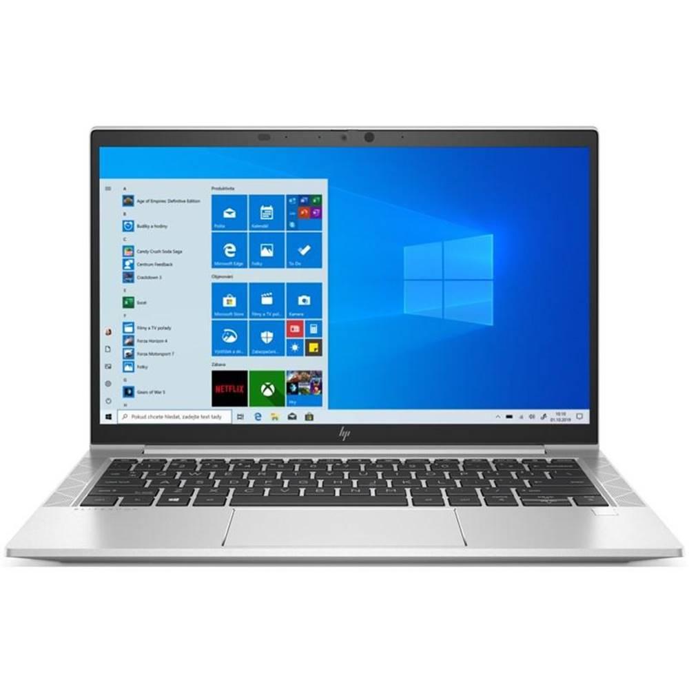 HP Notebook HP EliteBook 830 G7 strieborný