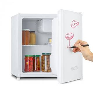 Klarstein Spitzbergen Aca, chladnička, A+, 40 litrov, mraziaca časť, biela