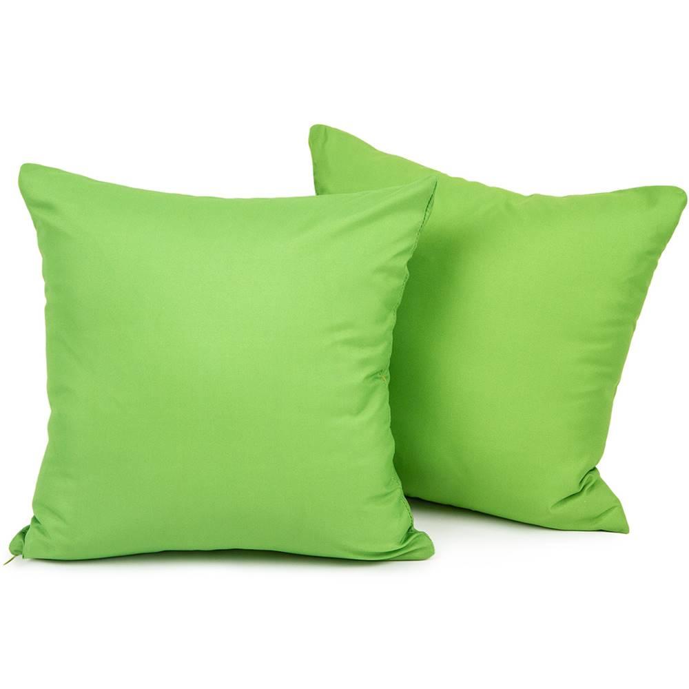 4Home 4Home Obliečka na vankúšik zelená, 40 x 40 cm
