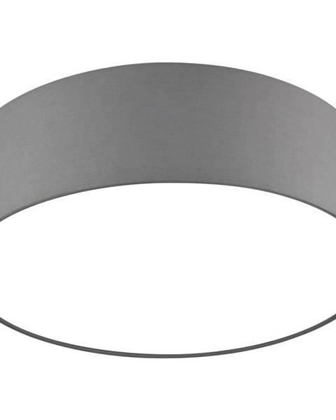 Sivé závesné svietidlo Möbelix