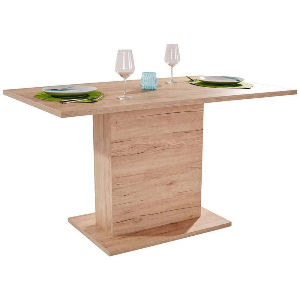 Möbelix Jedálenský Stôl Oskar 138