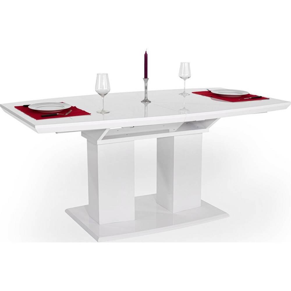 Möbelix Výsuvný Stôl Malvin 180 Az