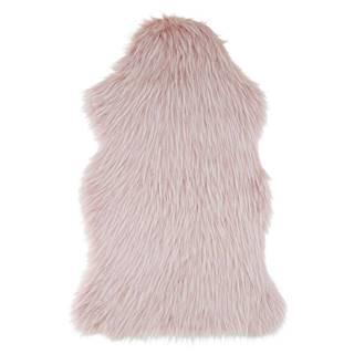 umelá kožušina Marina, 90/60cm, Ružová