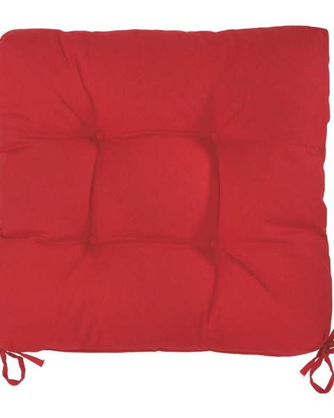 Červený vankúš Möbelix