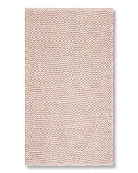 Ružový koberec Möbelix