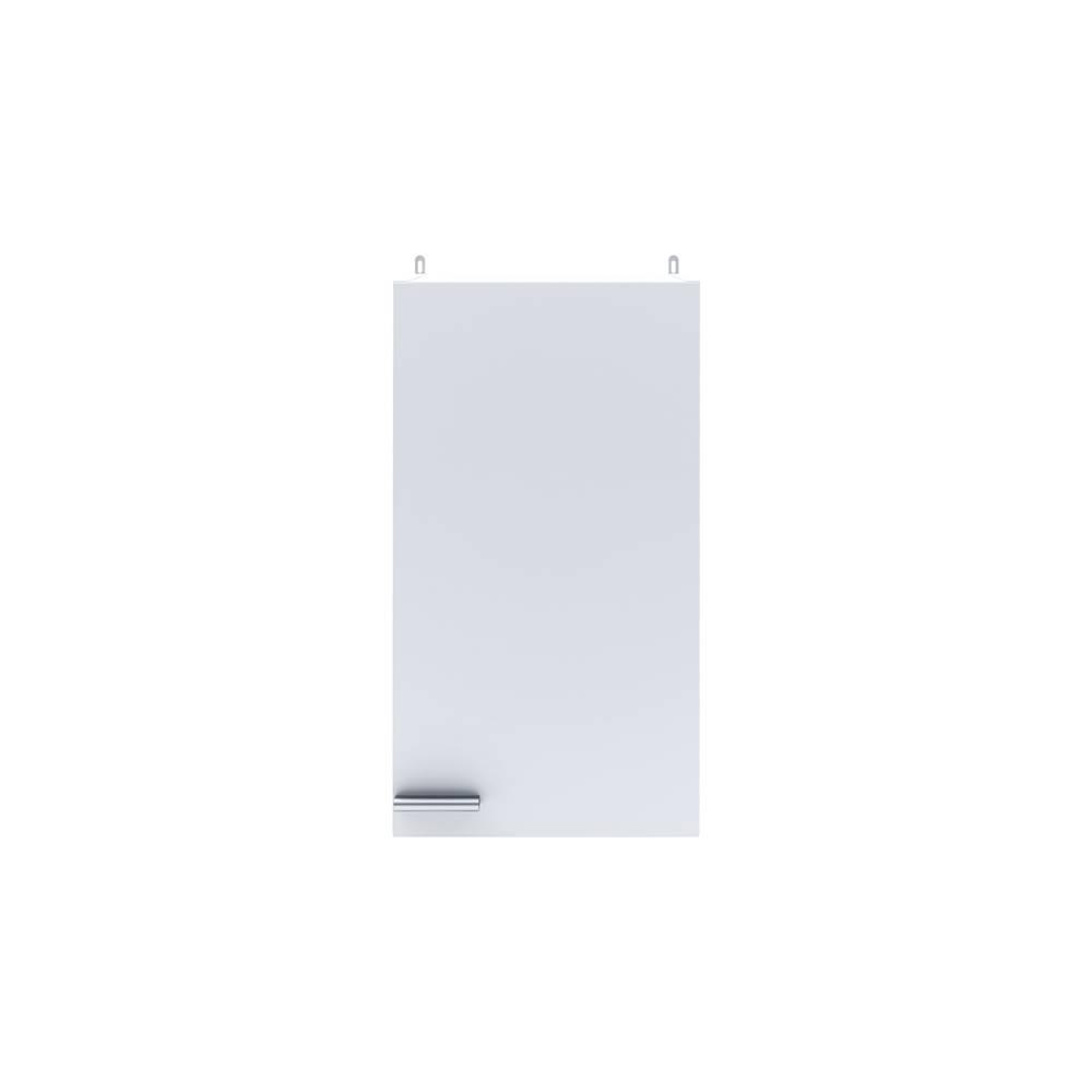 IDEA Nábytok Závesná skrinka 1 dvere KORAL biela