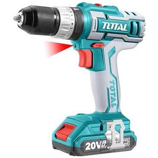 Aku vŕtačka Total tools Tidli2002e
