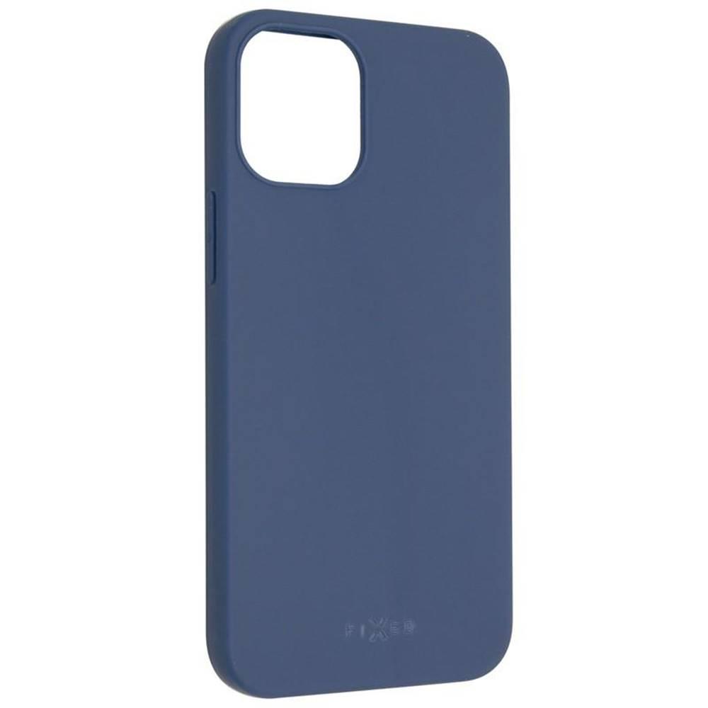 FIXED Kryt na mobil Fixed Story na Apple iPhone 12 mini modrý