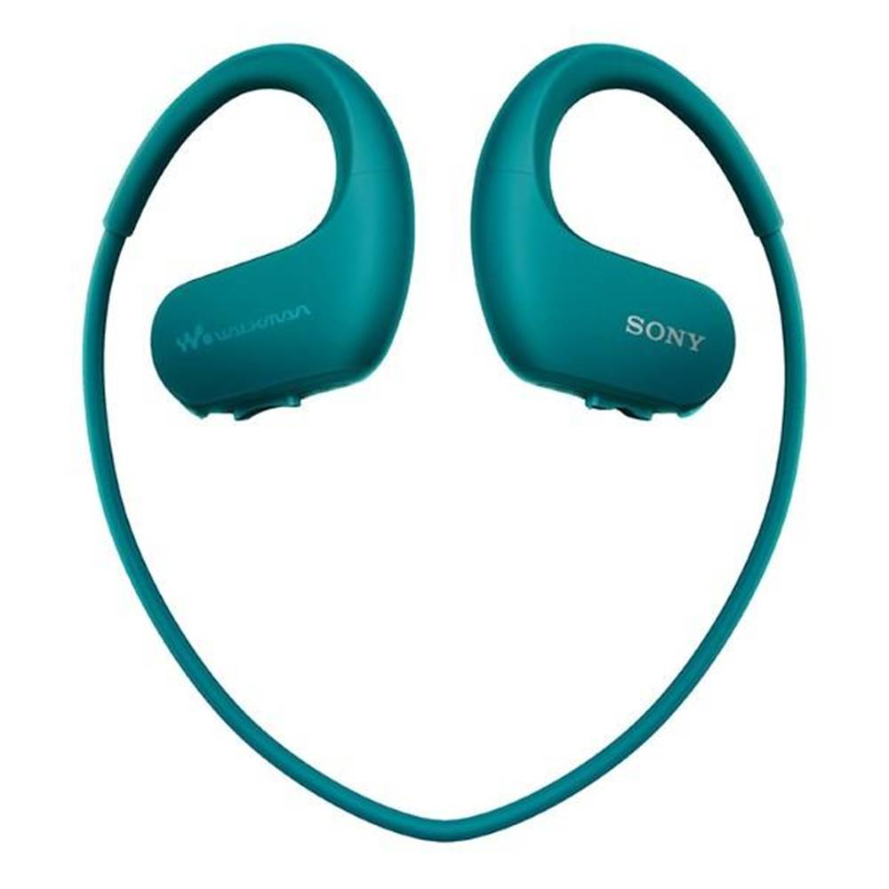 Sony MP3 prehrávač Sony NW-WS413L modr