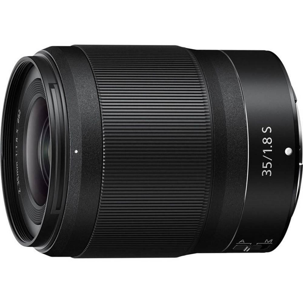 Nikon Objektív Nikon Nikkor Z 35 mm f/1.8 S čierny