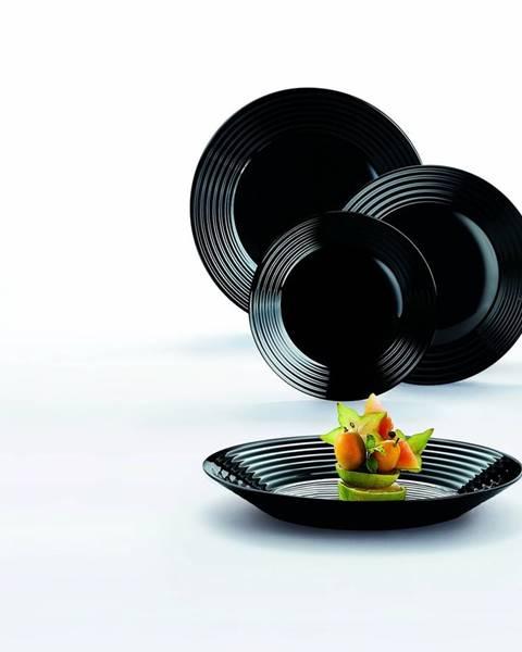 Čierne kuchynské pomôcky LUMINARC
