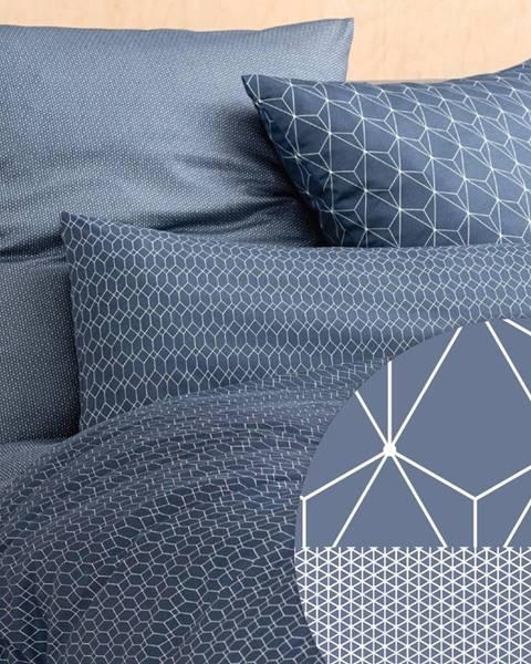 Modrá obliečka Stella Ateliers
