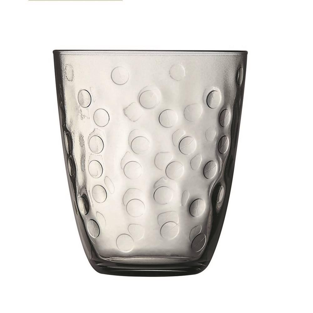 LUMINARC Luminarc Sada pohárov CONCEPTO PEPITE 310 ml, 6 ks, sivá