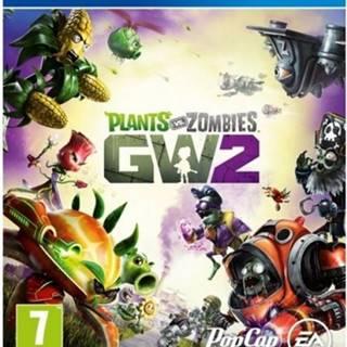 PS4 hra - Plants vs. Zombies: Garden Warfare 2