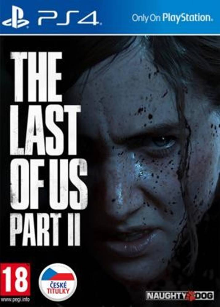 Sony SONY PS4 hra The Last of Us Part II