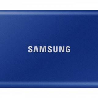 Externý SSD disk Samsung - 1TB - modrý