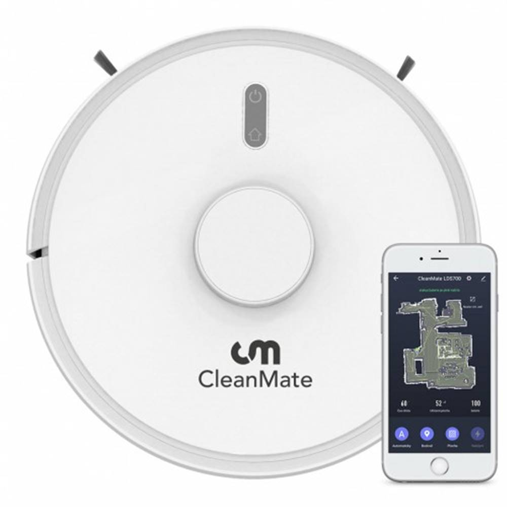 CleanMate Robotický vysávač CleanMate LDS700