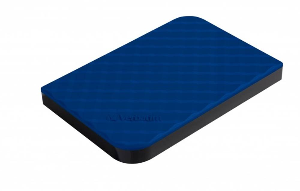"Verbatim Verbatim Store'n'Go GEN2,1TB/Externí/USB 3.0/2,5""/Blue 53200"