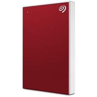 Externý pevný disk Seagate One Touch 2TB červený