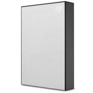 Externý pevný disk Seagate One Touch 4TB strieborný