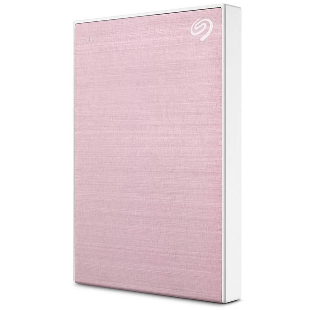 Seagate Externý pevný disk Seagate One Touch 2TB ružový