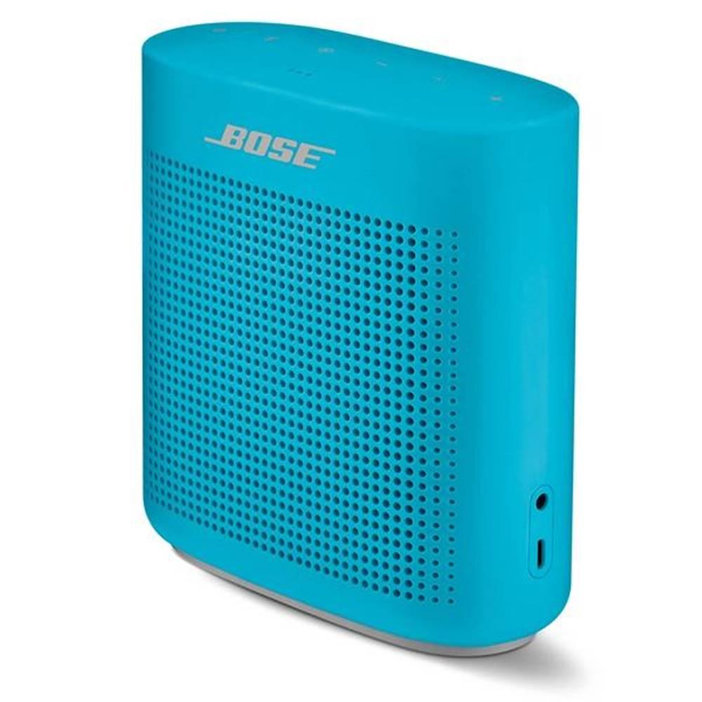 Bose Prenosný reproduktor Bose SoundLink Colour II modrý
