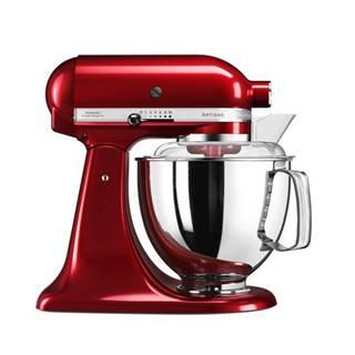 Kuchynský robot KitchenAid Artisan 5Ksm175pseca červen