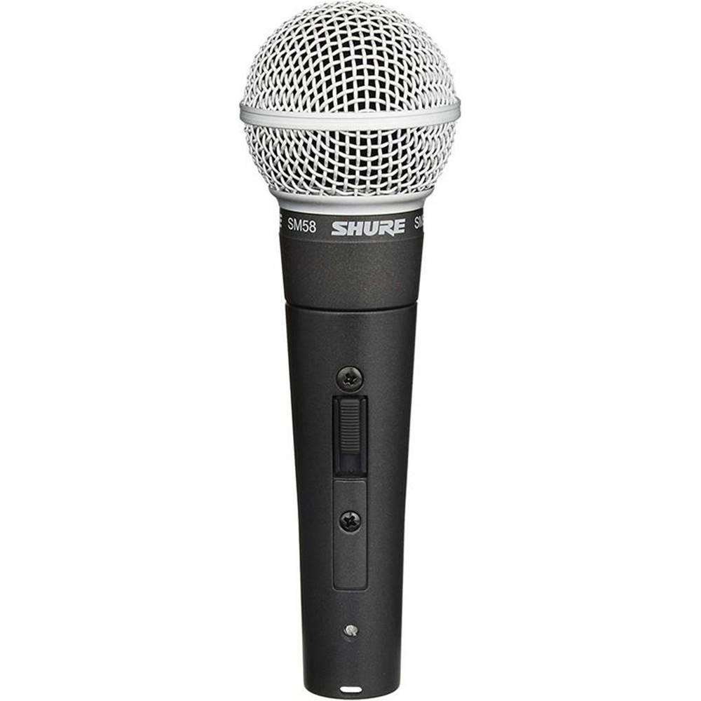 Shure Mikrofón Shure Sm58se