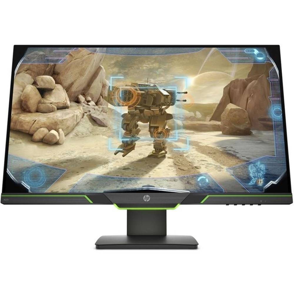 HP Monitor HP X27i Gaming čierny