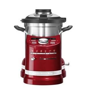 Kuchynský robot KitchenAid Artisan 5Kcf0104eca červen