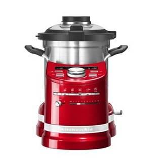 Kuchynský robot KitchenAid Artisan 5Kcf0104eer červen