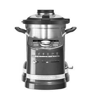 Kuchynský robot KitchenAid Artisan 5Kcf0104ems siv