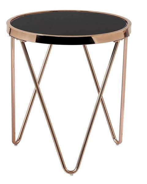 Ružový stôl Tempo Kondela