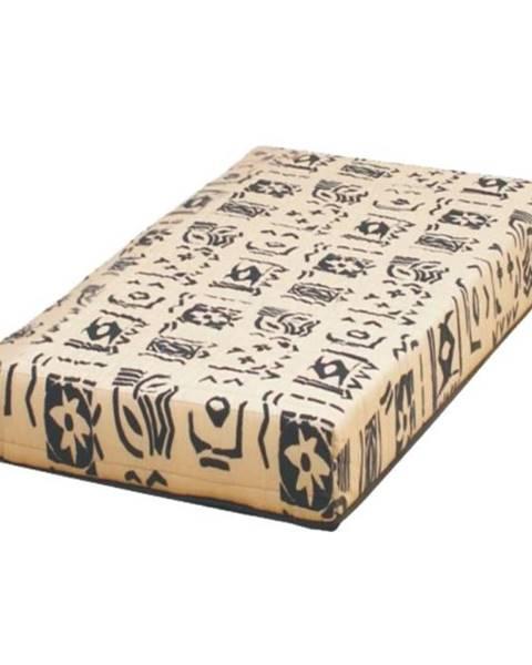Vzorovaná posteľ Tempo Kondela