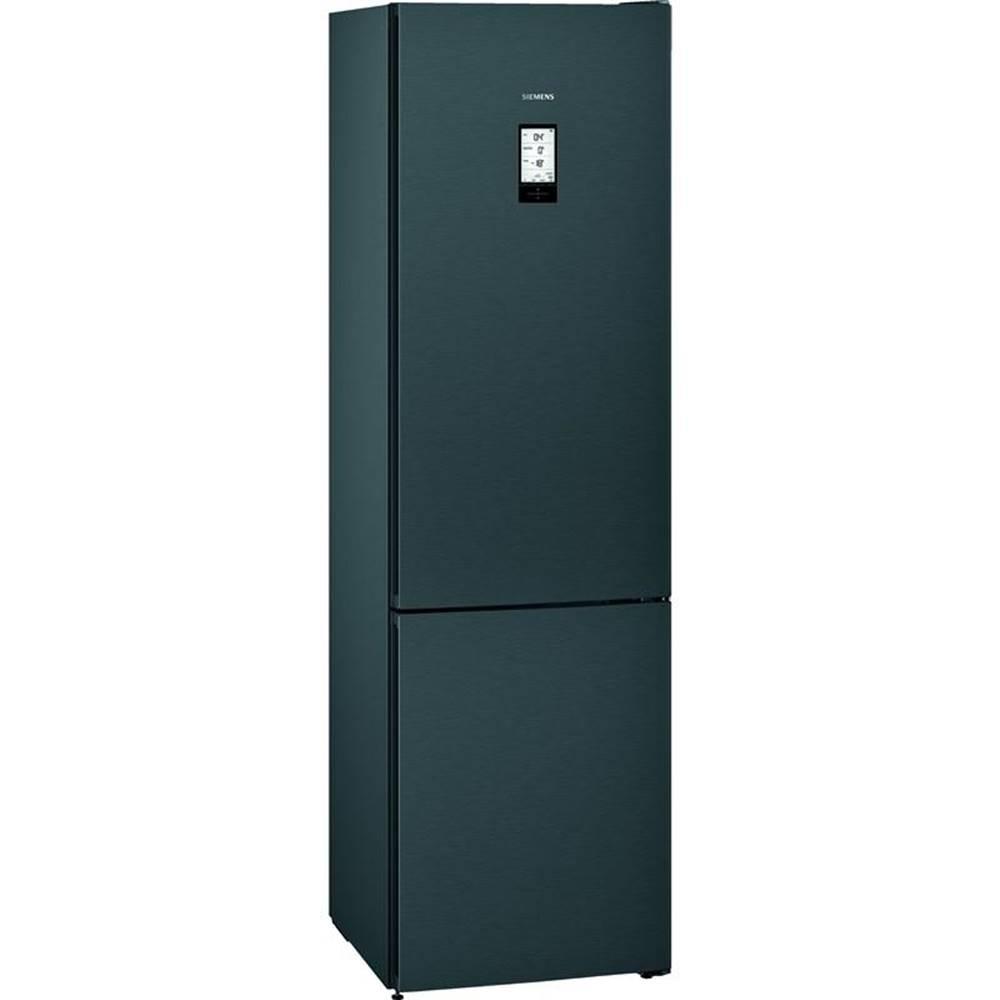 Siemens Kombinácia chladničky s mrazničkou Siemens iQ700 Kg39fpxda nerez