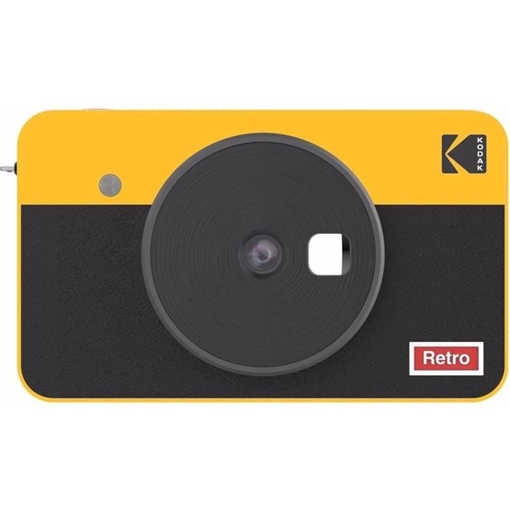 Kodak Digitálny fotoaparát Kodak Mini Shot Combo 2 Retro žlt