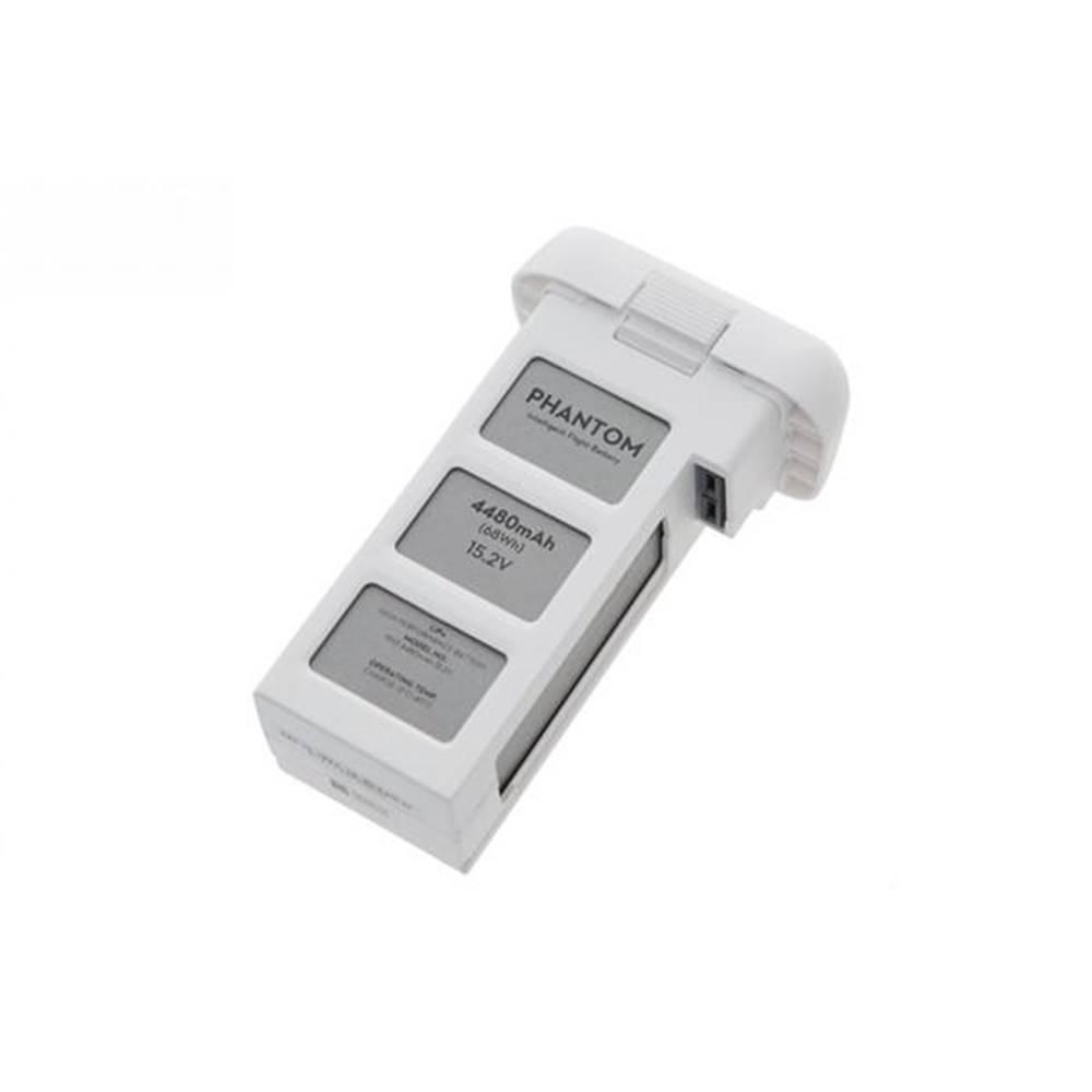 DJI Batéria DJI pro Phantom 3 4480mAh Li-Pol sivý