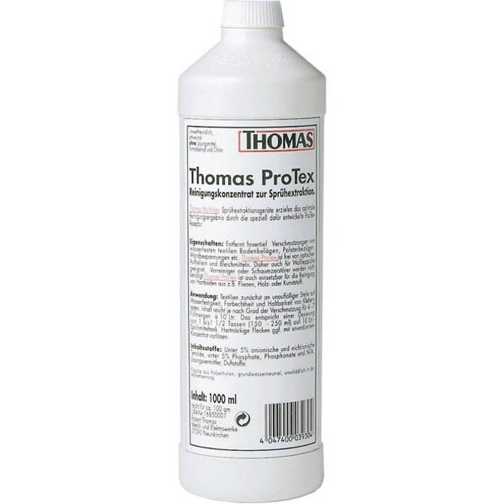 Thomas Čistící koncentrát Thomas Protex - pro čištění koberců a čalounění