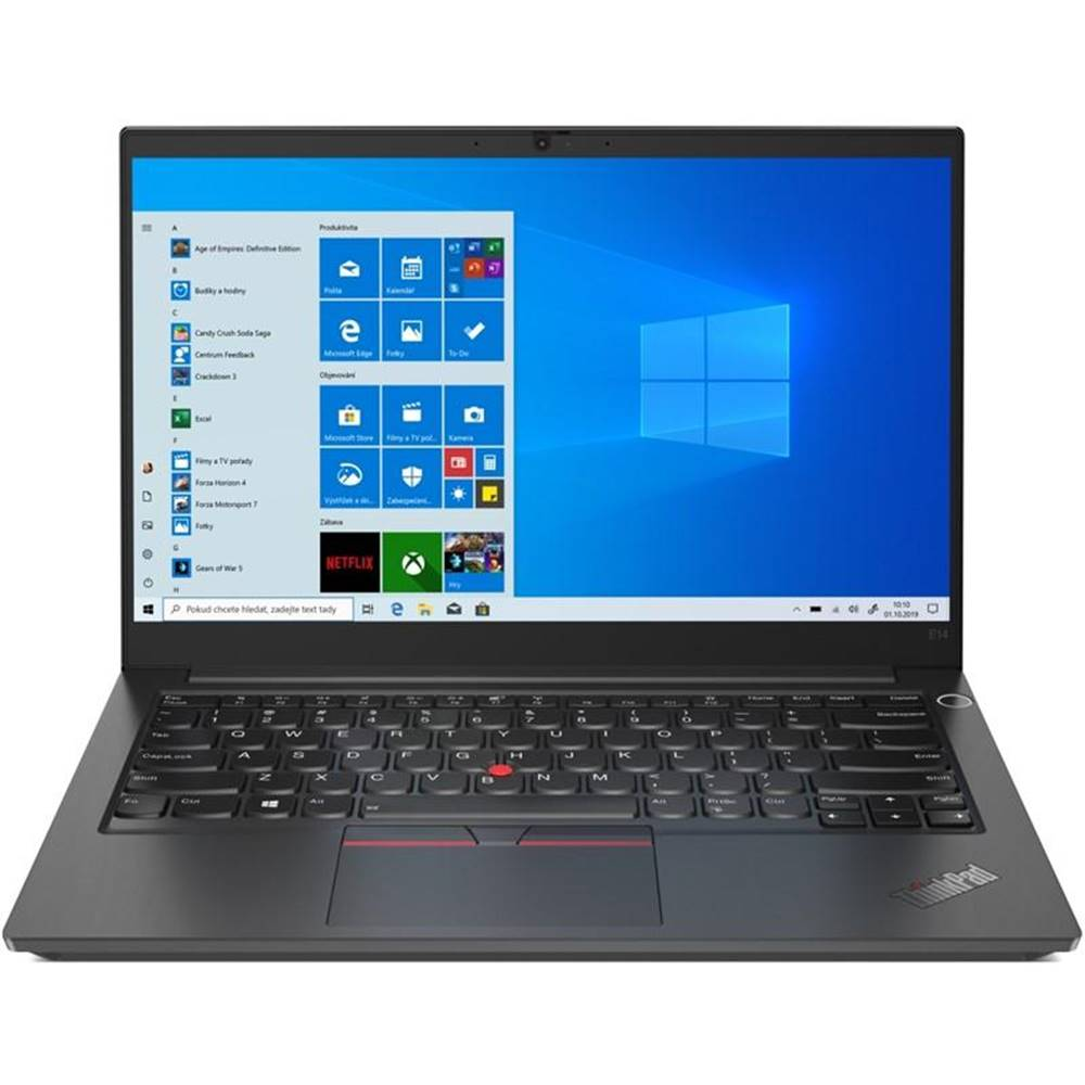 Lenovo Notebook Lenovo ThinkPad E14 Gen 2 čierny