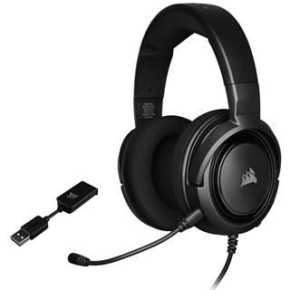 Headset  Corsair HS45 Surround carbon