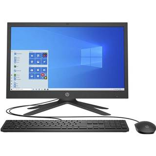 PC all in-one HP black