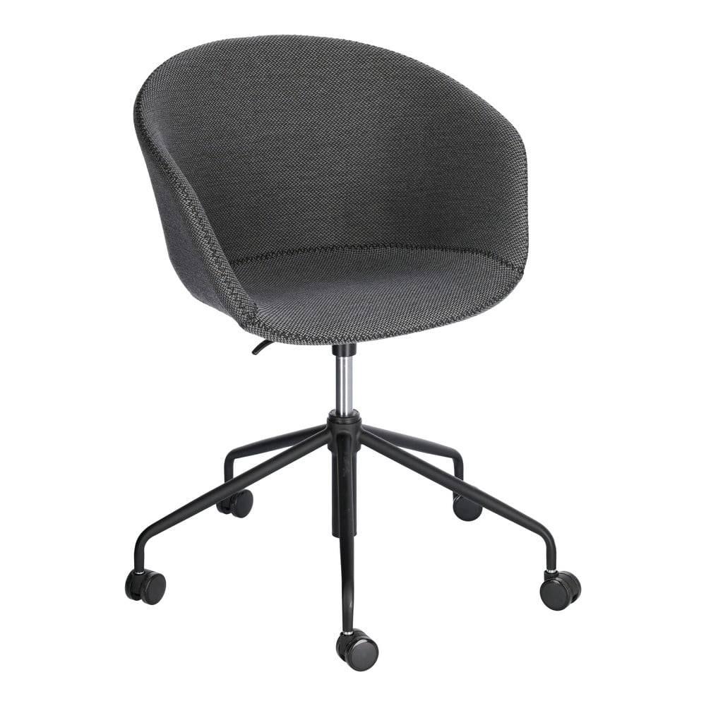 La Forma Sivá kancelárska stolička La Forma Zadine