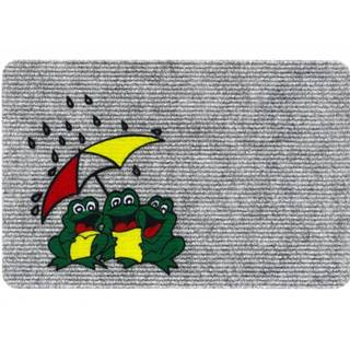 Vnútorná rohožka Flocky žaby 205/084, 40 x 60 cm,