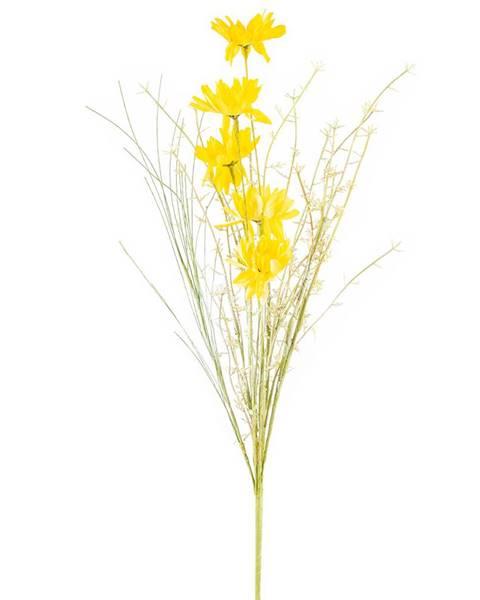 Žltá váza Albani
