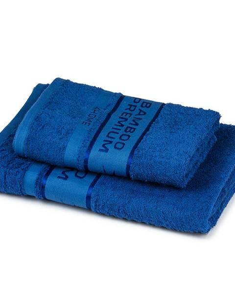 Modrý uterák 4Home