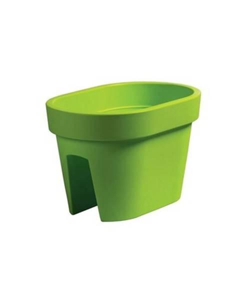 Zelený kvetináč Rappa