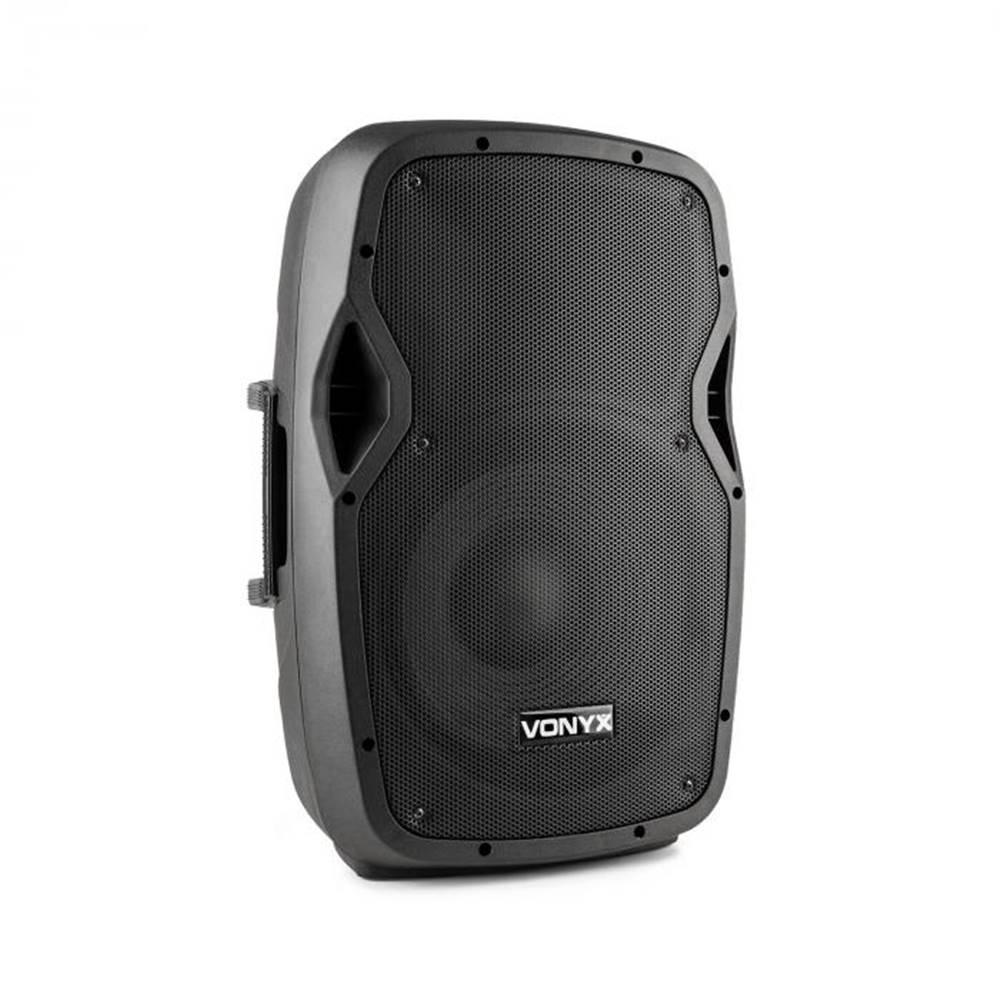 "Vonyx Vonyx AP1200ABT MP3, hi-end aktívny reproduktor, 600 W, 12"", bluetooth, MIC-IN, SD"