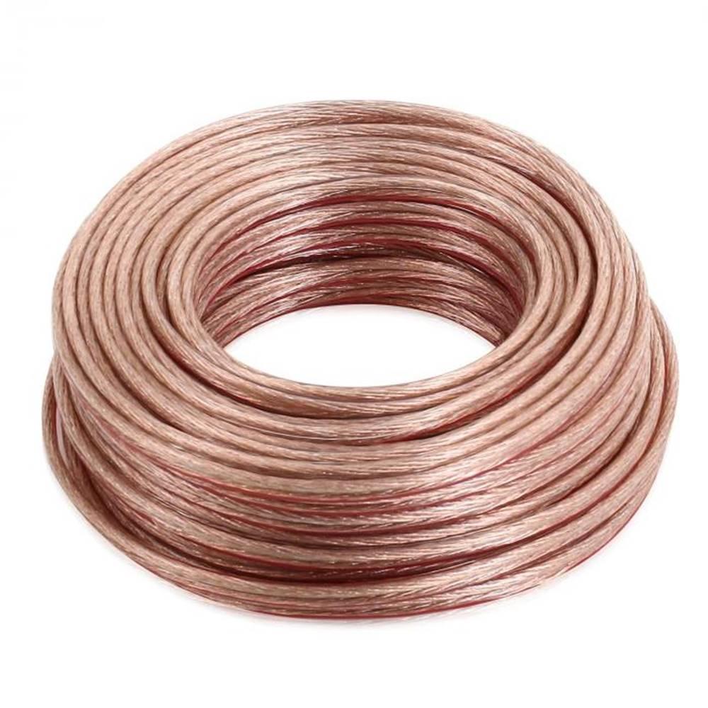 Auna Auna reproduktorový kábel, 25 metrov, 2 x2,5 mm², reproduktorový kábel