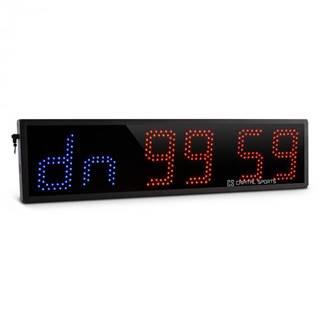 Capital Sports Timeter, športové digitálne hodiny, časomer, stopky, 6 číslic, signálny tón